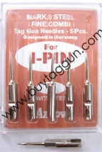 tag gun needle steel type